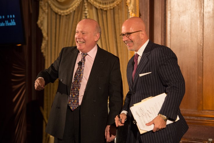 Julian FEllowes Michael Smerconish