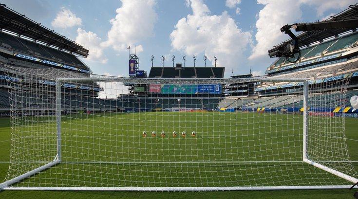 Lincoln Financial Field Soccer