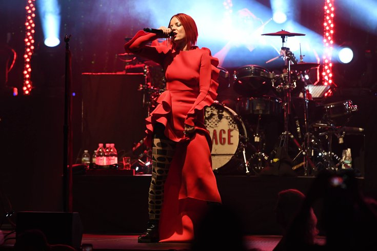 Garbage's Shirley Manson isn't afraid of the dark