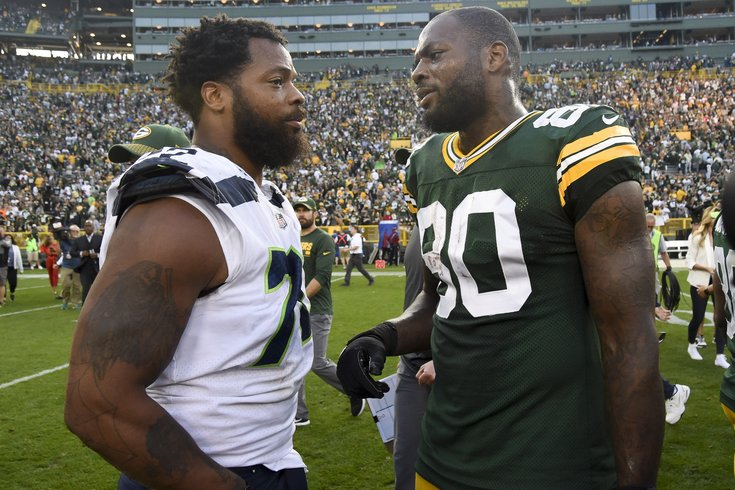 new arrivals e704b d7cf4 Mailbag: Could the Eagles add Michael Bennett's brother, TE ...