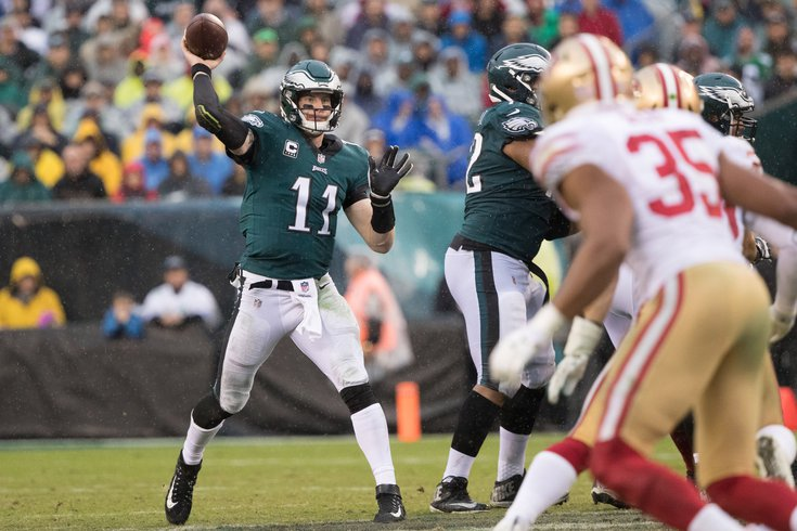 Eagles Vs 49ers Predictions Betting Odds And Broadcast Info For Week 4 Phillyvoice