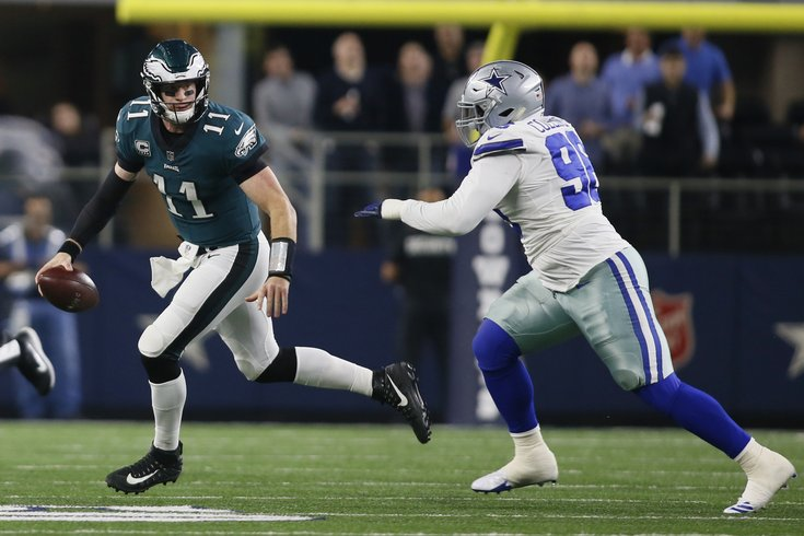 60da6b8c244 Week 10 NFL picks: Rounding up the experts' predictions for Eagles ...