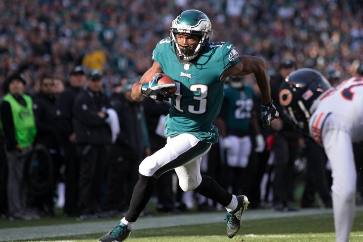 size 40 09e61 d0027 Fantasy football waiver wire: Pick up Nelson Agholor, Frank ...