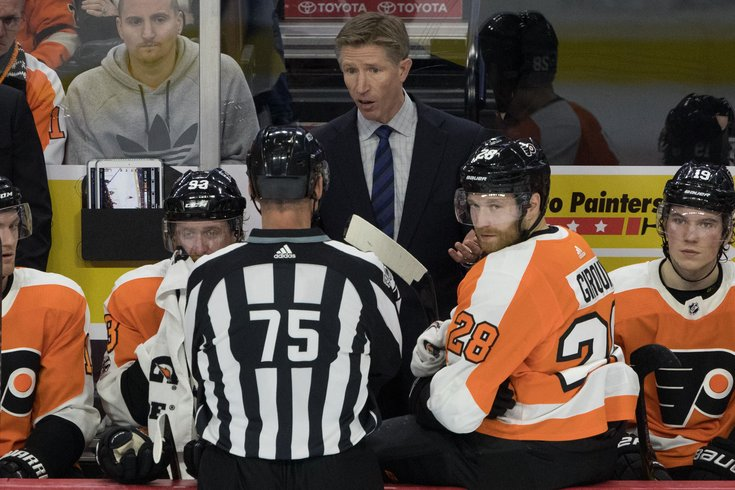 0bf06aa6d69 Flyers have officially fired head coach Dave Hakstol | PhillyVoice