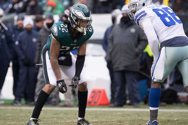 b80b1219470 Mailbag: Who are the Eagles' starting corners in 2018? | PhillyVoice