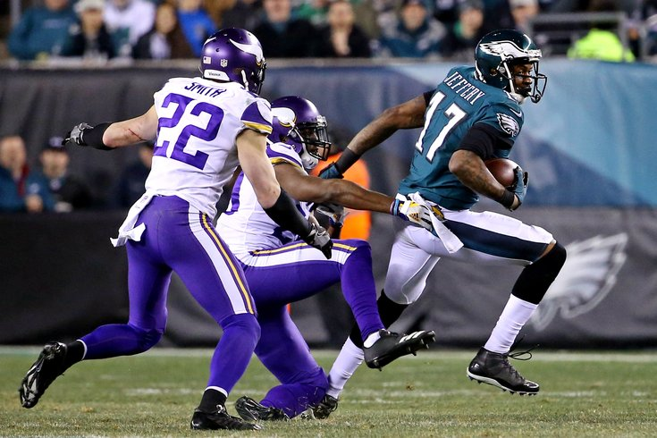 2eaf9eb2 Eagles vs. Vikings: Five matchups to watch | PhillyVoice