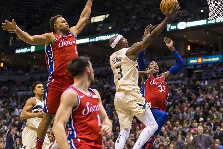 Sixers vs  Bucks final score: Philadelphia falls with Joel Embiid
