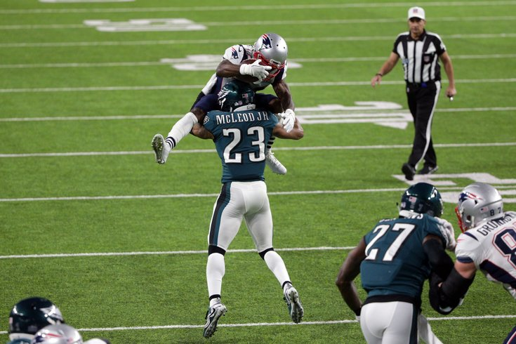 825cda79 Mailbag: Should the Eagles trade or cut safety Rodney McLeod ...