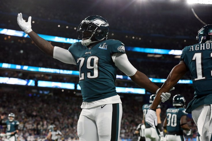 a149177c5bf Report: LeGarrette Blount set to sign with the Lions | PhillyVoice
