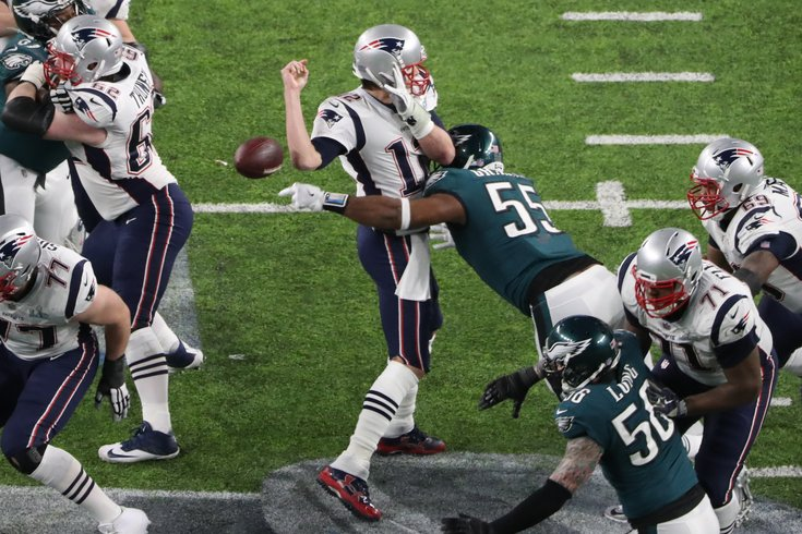b55bafa49 The 15 biggest plays of the Eagles  Super Bowl run