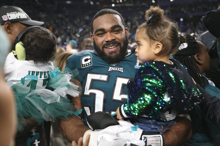 separation shoes c4e83 33623 Report: Brandon Graham 'likely' to start training camp on ...