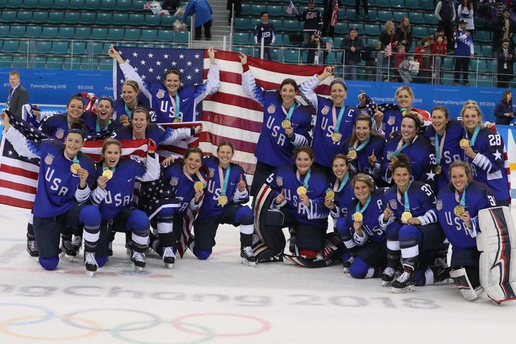 Olympic Women's Hockey