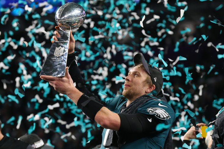 Nick Foles Super Bowl LII