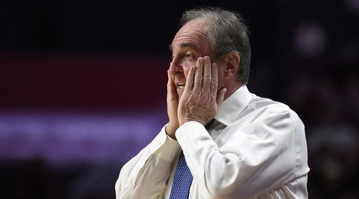 Fran Dunphy Temple Basketball