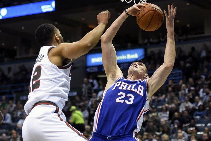 7ca8beb4e46b78 NBA Trade Rumors: Former Sixers forward Ersan Ilyasova available in cap-clearing  move