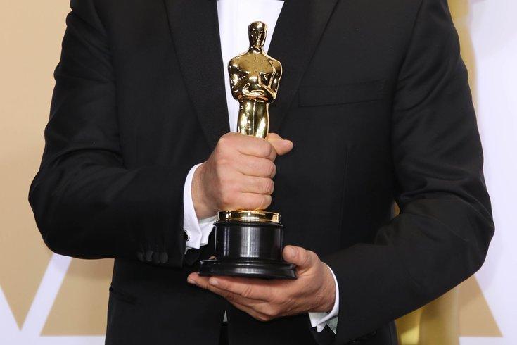 Oscar winner 2018