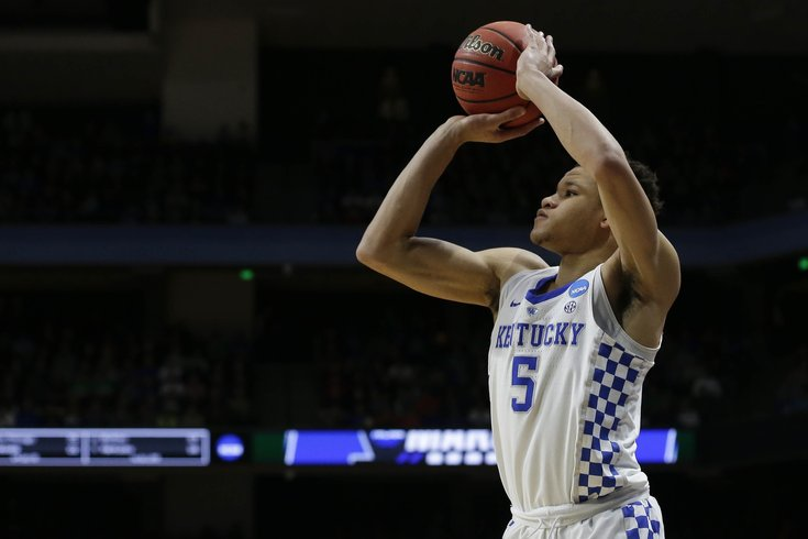 061918-KevinKnox-USAToday Brian Losness USA Today. Kentucky Wildcats forward  Kevin Knox ... 3b14ea6eeb1