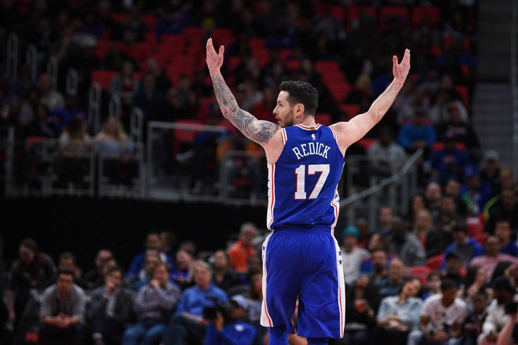 sports shoes a81ba 982a2 J.J. Redick sounds intent to return to Philly. | PhillyVoice