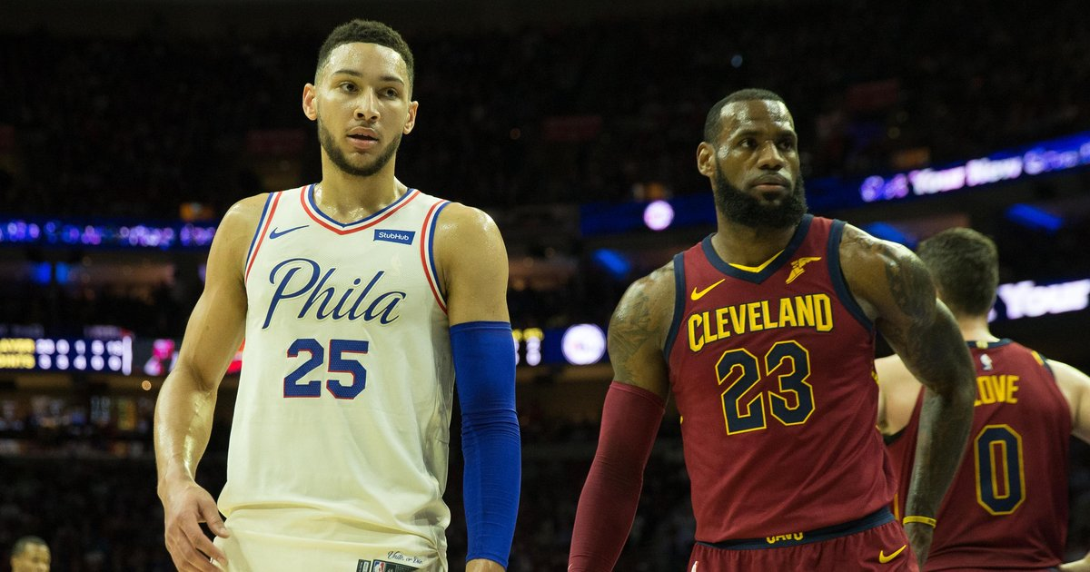 a10f1cc73a6b Sixers set to meet with free agent LeBron James in L.A. on Sunday ...