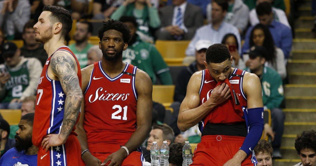 36196788eaa Images of Sixers  new NBA  City  uniform leak online