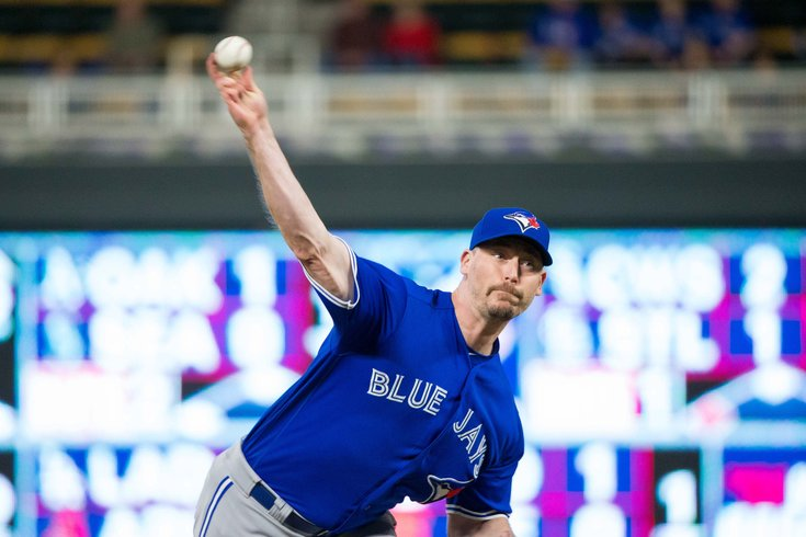 Toronto Blue Jays John Axford