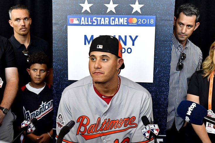 online store 1fd5e 4abbf Dodgers, not Phillies, acquire Manny Machado from Orioles ...