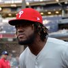 Odubel Herrera 2018 game photo