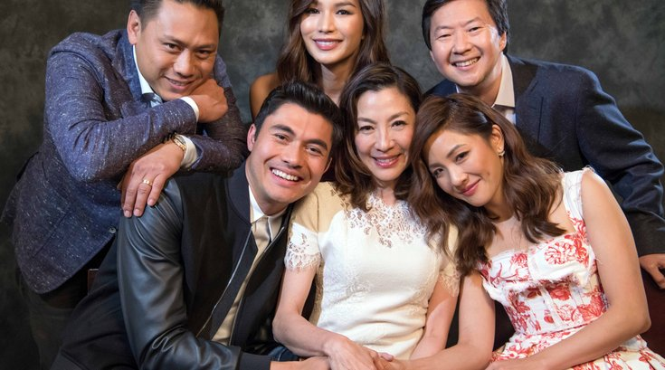 Crazy Rich Asians tops the Box Office while Kevin Spacey's new film opens with a measly $126