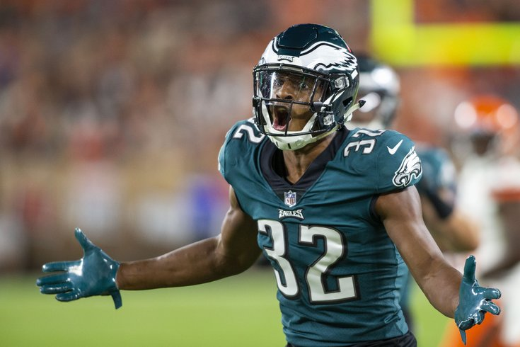 087d90c8dd7 Eagles snap count analysis  Week 7 vs. Panthers