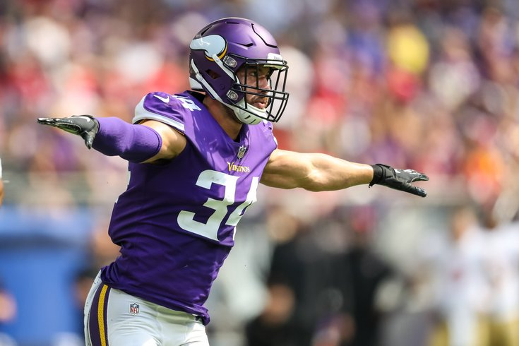 the latest 8a42f d2426 Eagles sign S Andrew Sendejo | PhillyVoice