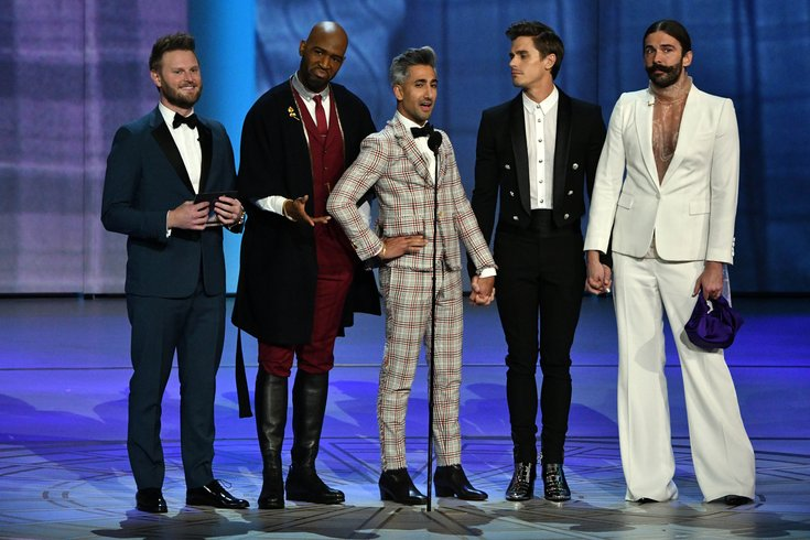 Netflix announces 'Queer Eye' is coming back next month