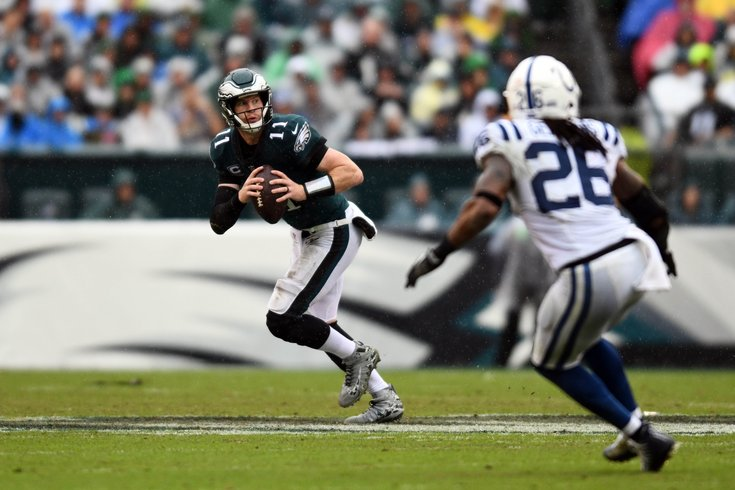 d7ebdb0a Final observations: Eagles, Colts | PhillyVoice