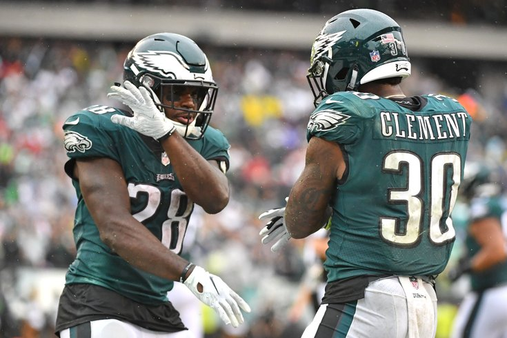 hot sale online 0d8d0 21814 Eagles roster 2019: Locks, near-locks, bubble players, and ...
