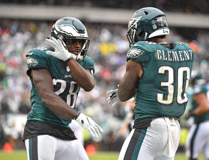 hot sale online 36573 f296f Eagles roster 2019: Locks, near-locks, bubble players, and ...