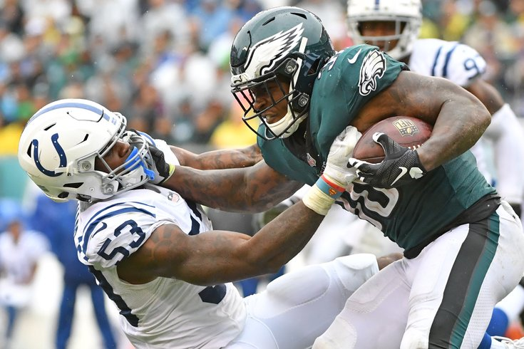 2f49b148 Eagles snap count analysis: Week 3 vs. Colts | PhillyVoice