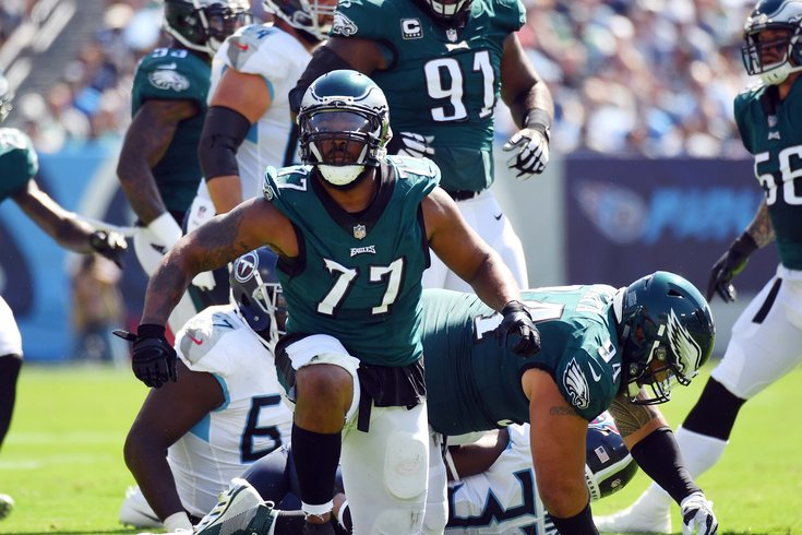 more photos 5f257 3cd4c Michael Bennett's career with Eagles is likely over, reports ...
