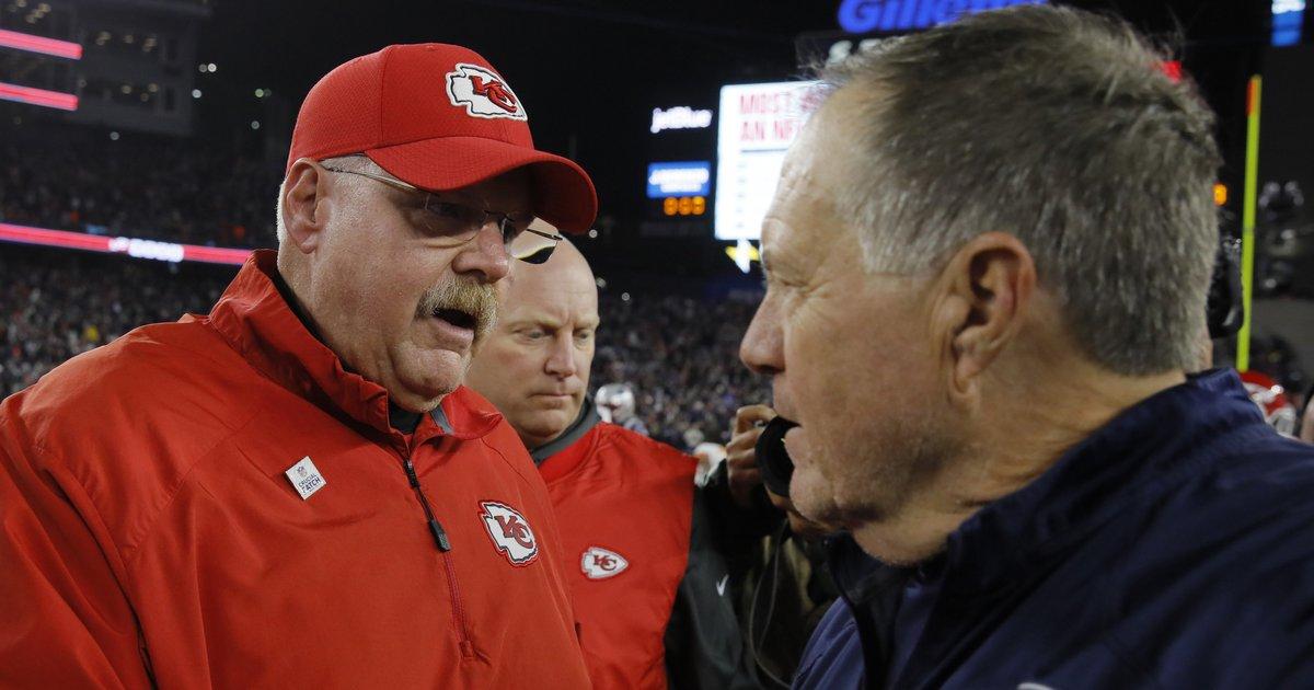 2020 NFL head coach power rankings