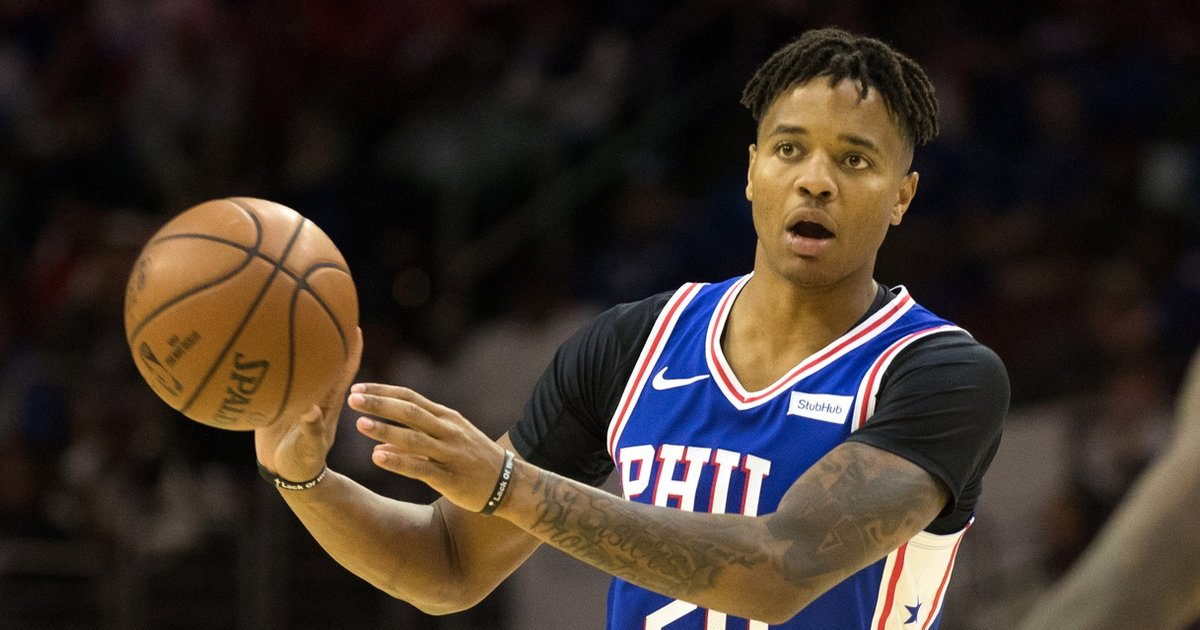 Markelle Fultz free throw form hits new low against Heat ...