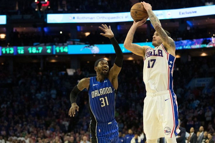 newest eb6b9 c4b78 Sixers mailbag: How does JJ Redick fit into Philadelphia's ...
