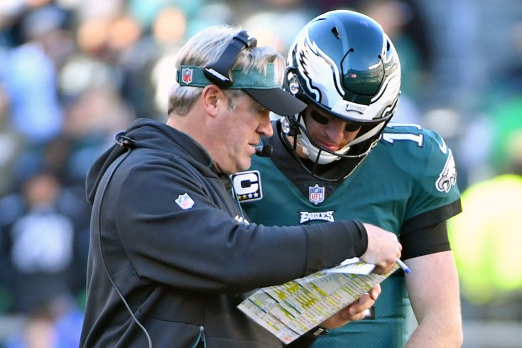 340195a4593 Is desperate Doug Pederson hoping to make Eagles underdogs again ...
