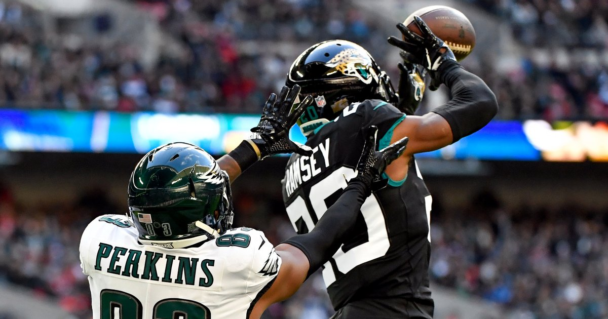 Mailbag: Should the Eagles trade for Jalen Ramsey this ...
