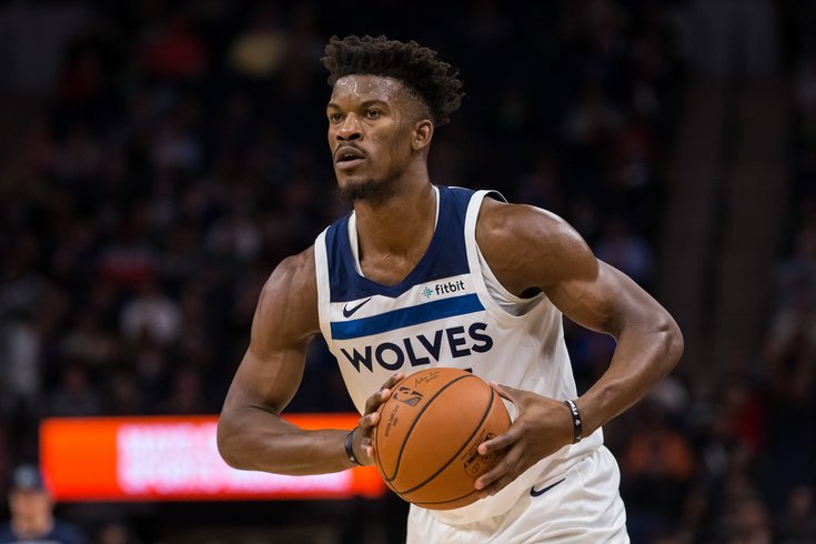 c029b4d8f Angelo Cataldi  Jimmy Butler trade a bold sign the Sixers are ready ...