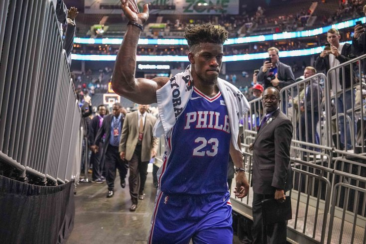 Jimmy Butler game-winner helps Sixers survive 60 points from Kemba ... 271b98f03