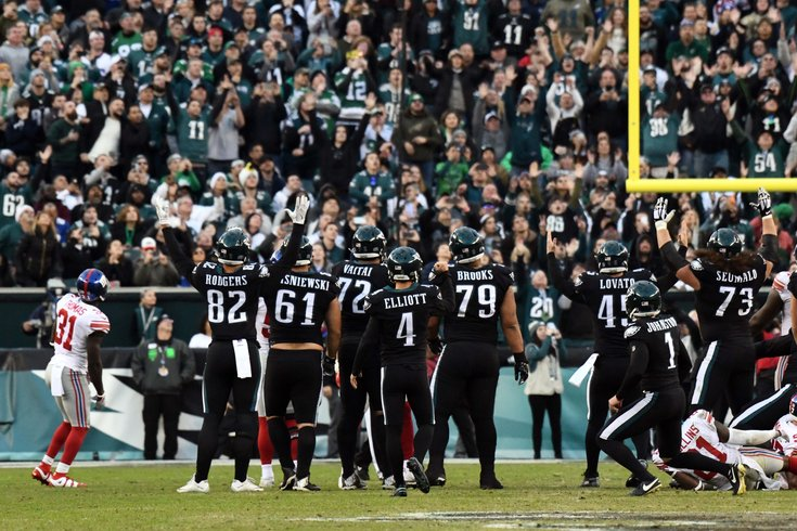 586cdc93ff7870 Eagles make three (obvious) roster moves | PhillyVoice