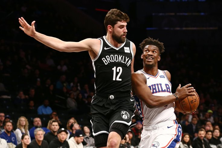 7a3e3220e Instant observations  Sixers win thriller in Brooklyn on Jimmy ...