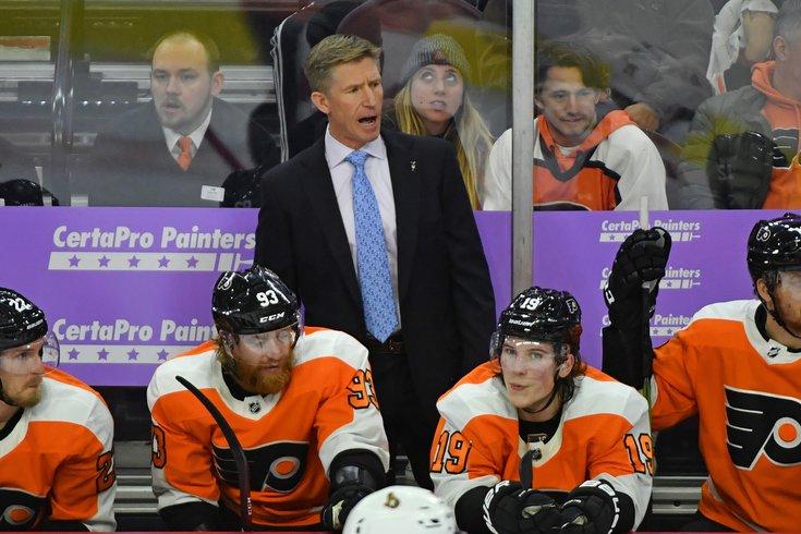 Report  Flyers fire Dave Hakstol 01a4fedeb