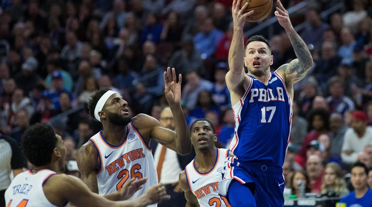 d412482d956 5 lessons from Sixers  first blowout win of the year over the Knicks