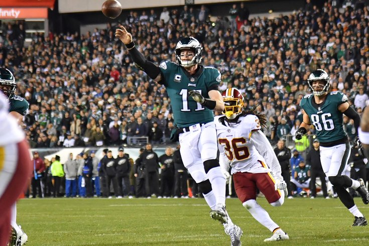 42c39d014b6 Eagles playoff scenarios  How can they win the NFC East  Earn Wild ...