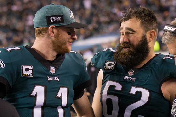 sports shoes d4d36 cc452 Report: Eagles C Jason Kelce 'likely to retire' | PhillyVoice