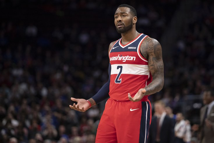01d0e0b86df1 NBA Trade Rumors  What will fallout of John Wall injury be for Sixers